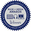 "RUSA STARS' 5 Things Every New Resource Sharing Librarian Should Know RUSA Book and Media Awards ""Winner"" sticker"