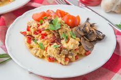 Bakinbabys Egg And Mushroom Breakfast Recipe - Genius Kitchen