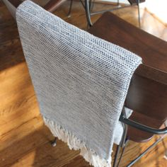 LA MIXTA - THROW COTTON BLANKET - $80.00 - LIVING THREADS CO.  http://shoplivingthreadsco.com/collections/blankets/products/mixed-weave-throw