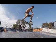 Basel Skate Weekend: Skating some spots and parks in the great city of Basel with Chris, Scherti,… #Skateswitzerland #Basel #skate #Weekend