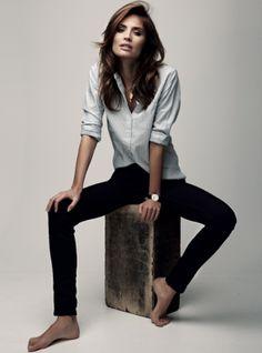 Polish Models Blog: Editorial: Kamila Wladyka for Alt for Damerne, November 2013
