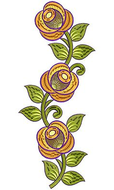 8576 Patch Embroidery Design Embroidery Neck Designs, Embroidery Suits Design, Embroidery Patterns, Hand Embroidery, Acrilic Paintings, Patch Design, Mandala, Beaded Jewelry Patterns, Gold Work