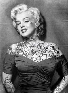 Bad Marilyn Monroe