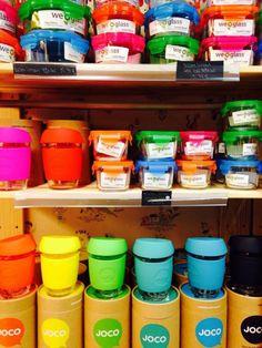 Wean Greenin eväsrasiat sopivat myös kaikenikäisille. Näiden tuotteiden ilme ja värimaailma tuo hymyn huulille keskellä pimeintä syksyäkin.