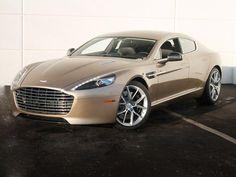 New 2014 Aston Martin Rapide S (Sedan) - AM1669 | Downers Grove, IL