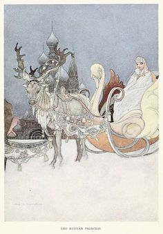 The Happy Prince and Other Tales by Oscar Wilde (1913) ~ Charles Robinson (1870-1931)