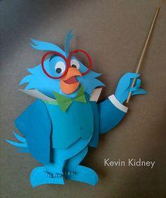 Disneyland Parade Model by Kevin Kidney | Flickr - Photo Sharing!