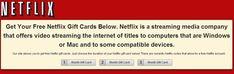 Netflix Code - Get your codes here for free Netflix gift card  http://www.netflixcode.net
