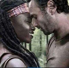 Richonne ~ The Walking Dead