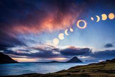 Viendo estas fotos, la lucha por ganar el Astronomy Photographer of the Year 2015 va estar MUY reñida