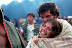 Woodstock photos never see before.