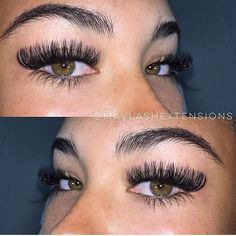 N/A N/A Sure, the bushy perms of the might be out of vogue, Fake Lashes, Long Lashes, False Eyelashes, Eyelash Extensions Styles, Volume Lash Extensions, Beauty Makeup, Eye Makeup, Eyelash Sets, Make Up Inspiration