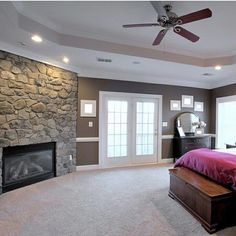 #Imagine this as your bedroom!  #Winter warmth