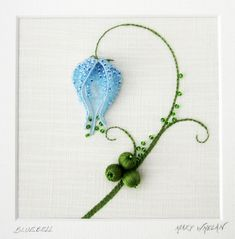 Amazing embroidery artist Mary Whelan!