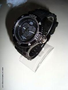 Black summer watch