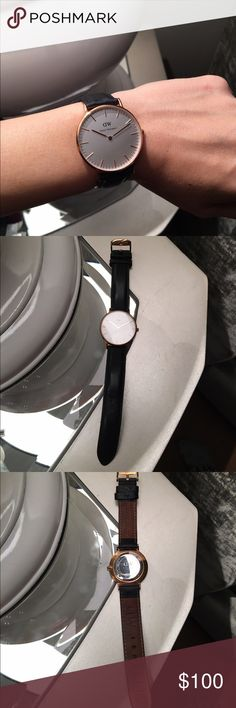 Daniel Wellington Classic Watch Excellent condition. Do not have box. Needs new battery. Daniel Wellington Accessories Watches