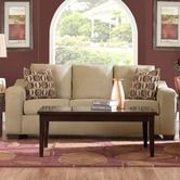 Found it at Wayfair - Darien Microfiber Loveseat