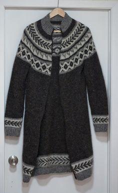 Seldeg Knits: My Lopi Sweater Collection