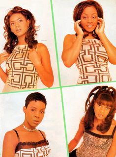 Letoya always had that hair LAID! Kelly Rowland, Destiny's Child, Michelle Williams, Farrah Franklin, Black Girl Groups, Beyonce Style, Beyonce Knowles, Queen B, Spice Girls