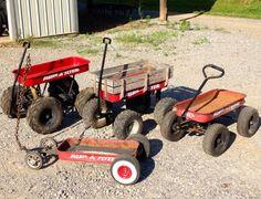 My latest wagons