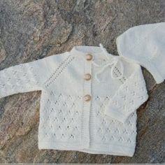 1109 - Baby trøje med Djævlehue Opskrifter Mayflower