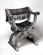 X Chair (Savonarolla)