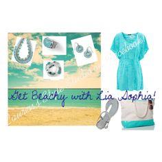 """Beachy Lia Sophia!"" by laurenshellyls on Polyvore"