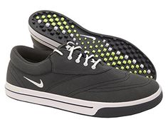 Nike Golf Men's Nike Lunar Swingtip Canvas Golf Shoe,