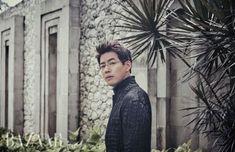 Lee Sang Yoon - Harper's Bazaar Magazine January Issue Lee Sang Yoon, Lee Sung, Angel Eyes, Dimples, Life Is Beautiful, Korean Actors, Singing, Photoshoot, Movies