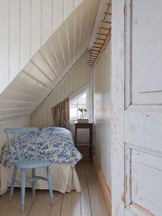 coastalcottage: (via Made In Persbo: Reportage hos Lantligt på... - The Murmuring Cottage