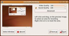 List of Best Screen Recorders for Ubuntu Screen Recorder, Crazy About You, Best Apps, Image