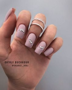 61 Beautiful Acrylic Short Square Nails Design For French Manicure Nails - Page 6 of 61 - Latest Fashion Trends For Woman Nagellack Design, Nagellack Trends, Square Acrylic Nails, Summer Acrylic Nails, Bride Nails, Wedding Nails, French Manicure Nails, Gel Nails, Fabulous Nails