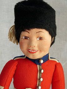 """16"""" Norah Wellings English Bobby, Excellent from BUNNIES BABIES on Doll Shops United http://www.dollshopsunited.com/stores/BunnysBabies/items/1285729/16-Norah-Wellings-English-Bobby-Excellent #dollshopsunited"""