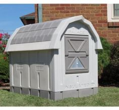 Insulated Dog Houses