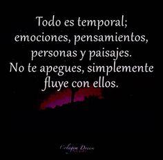 Todo es temporal