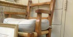 Wooden Bar Stools PR Wooden Bar Stools w/Rush Seats