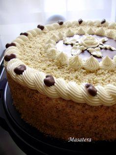 Recepti iz moje bilježnice: Lješnjak - čokolada torta
