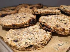 Egészséges reggeli – banános és kókuszos házi keksz CUKOR és TOJÁS NÉLKÜL