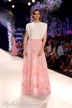 Manish Malhotra designer collection for summer 2014