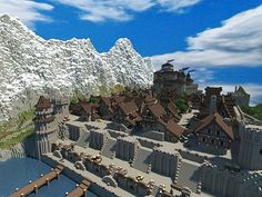 Tarbudur [World of Elandor] Minecraft Project