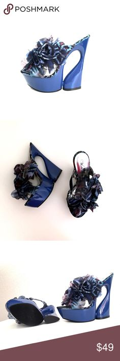 NWOTUltra Stylish Sandals! Very cute and modern sandals! One of a kind designs! I'm open for Negotiations  Shoes Sandals