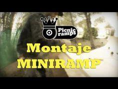 Picnic Ramps - Montaje de una minirampa.