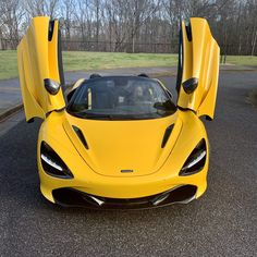 Ten Things I Learned While Driving The 2020 McLaren Spider Future Concept Cars, Future Car, Mclaren Cars, Yellow Car, Most Expensive Car, Japan Cars, Hot Cars, Exotic Cars, Cars And Motorcycles