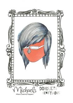 Showcase: Draw Yourself(ie) - Doodlers Anonymous