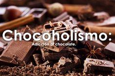 Sí, existe un nombre para aquellos que aman el chocolate más de lo normal.
