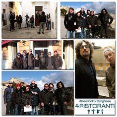 """Grazie. Grazie. Grazie. Da tutti Noi a tutti Voi, che siete stati meravigliosamente tanti con complimenti e consigli per la nostra prima stagione di """"Alessandro Borghese 4 Ristoranti"""" ;-)))  Sky Uno #Ale4Ristoranti #Italia #TV #SKY"""