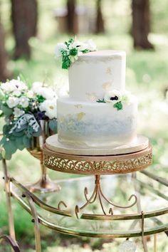 Fresh Garden Party Wedding Inspiration