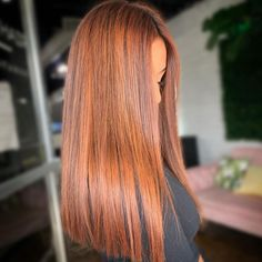 Copper Blonde Hair, Brown Hair Balayage, Brown Blonde Hair, Hair Highlights, Copper Brown Hair, Hair Color Auburn, Red Hair Color, Long Hair Colors, Hair Colors For Fall