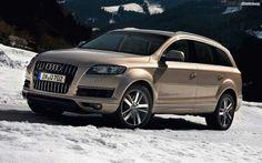 Audi Q7. You can download this image in resolution 1920x1200 having visited our website. Вы можете скачать данное изображение в разрешении 1920x1200 c нашего сайта.