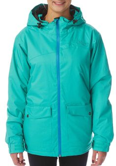 #LIGHT Womens June Jacket billiard #planetsports